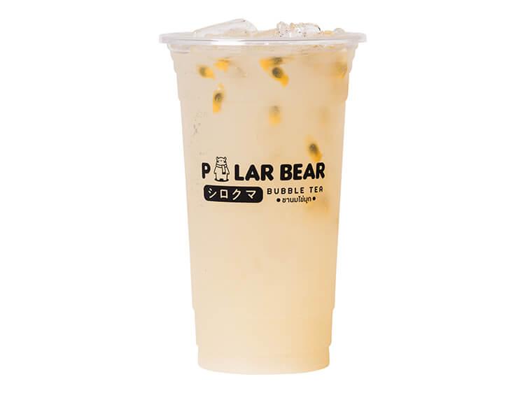 สกรีนแก้วกาแฟ ร้าน Polar Bear