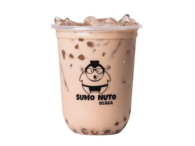 สกรีนแก้วกาแฟ ร้าน Sumo Nuto